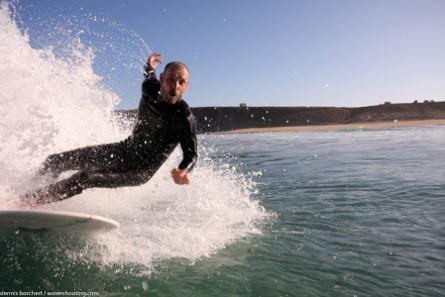 bernd bei wingpassion surfing