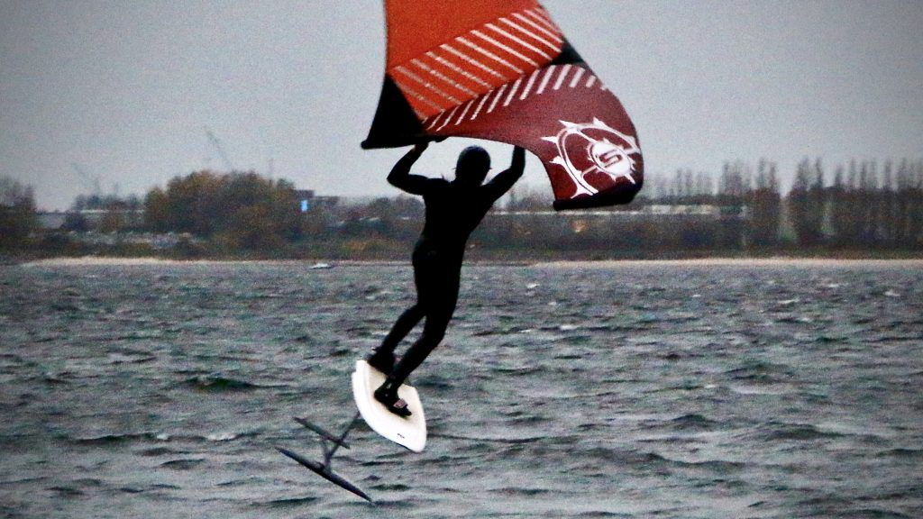 Freestyle Wing Foiling