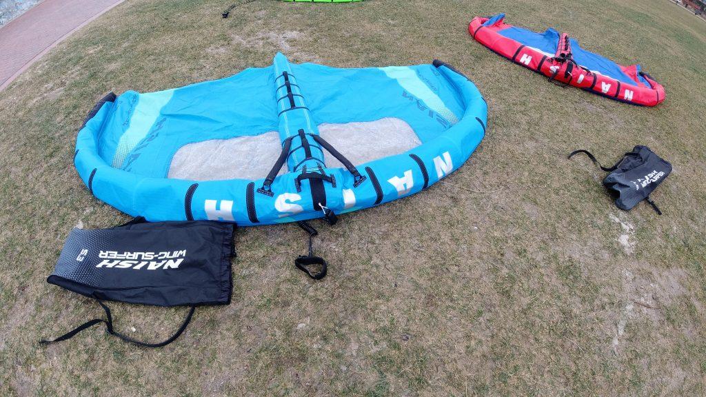 Naish Wingsurfer S26 Test & Review