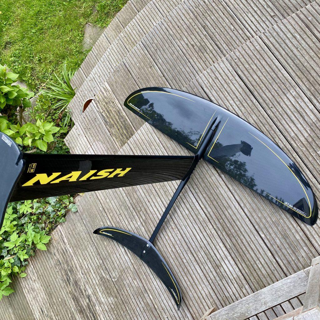 Naish Wing-Foil S26 Jet HA Assembled