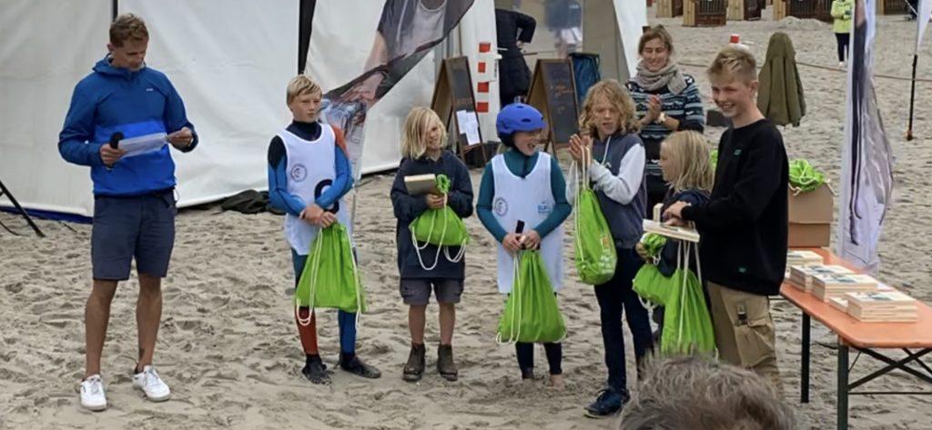 Wingfoil Festival Fehmarn Gewinner U14