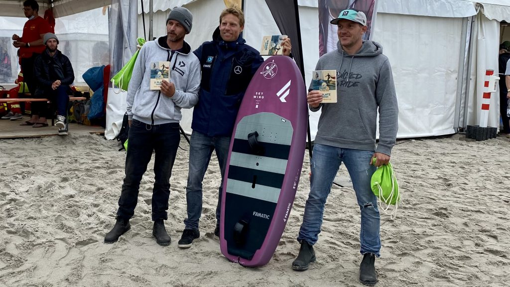 Gewinner Wingfoil Surf Freestyle Fehmarn