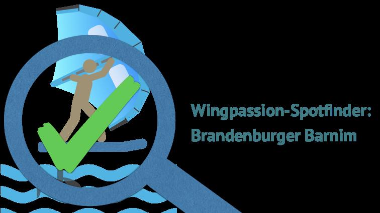 Wingfoilen Spotfinder - Brandenburger Barnim