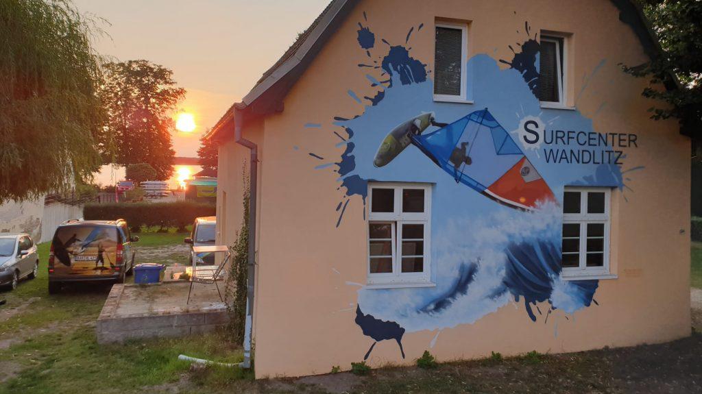 Surfcenter Wandlitz, Foto von Karsten Vehma